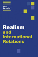 Realism and International Relations