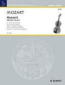 Concerto in D Major  KV  294a