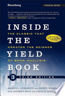 Inside the Yield Book Book PDF