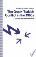 Greek Turkish Conflict in the 1990 s