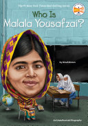 Who Is Malala Yousafzai? : was told that girls would no...
