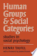 Human Groups And Social Categories book