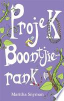 Projek Boontjierank book