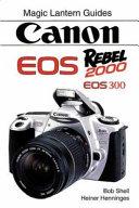 Canon EOS Rebel 2000  EOS  300