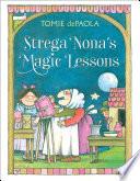 Strega Nona s Magic Lessons Book PDF
