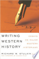 Writing Western History