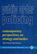 Public Order Policing