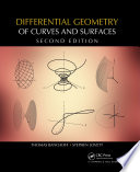 Differential Geometry of Curves and Surfaces  Second Edition