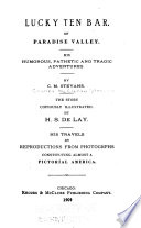 Lucky Ten Bar of Paradise Valley Book PDF