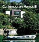 Contemporary Homes 3