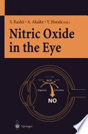 Nitric Oxide In The Eye : properties. no one would have imagined a...