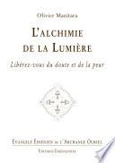 illustration du livre L'alchimie de la Lumière