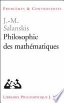 illustration Philosophie des mathématiques