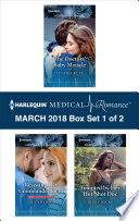 Harlequin Medical Romance March 2018 Box Set 1 Of 2
