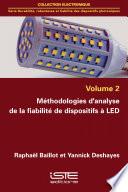 M  thodologies d analyse de la fiabilit   de dispositifs    LED