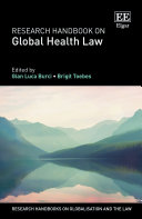 Research Handbook on Global Health Law