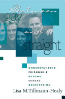 Between gay and straight