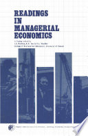 Readings in Managerial Economics