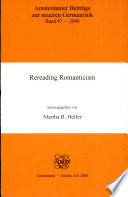 Rereading Romanticism