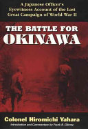 Book The Battle for Okinawa