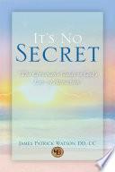 It s No Secret