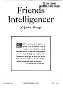 Friends' Intelligencer : ...