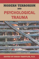 Modern Terrorism and Psychological Trauma Book PDF