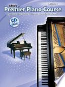 Alfred s Premier Piano Course Lesson