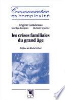 illustration du livre Les Crises familiales du grand âge