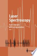 Laser Spectroscopy