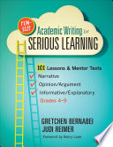 Fun Size Academic Writing for Serious Learning