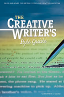 The Creative Writer's Style Guide