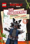 LEGO  R  NINJAGO MOVIE  The Conqueror Garmadon s Activity Jo