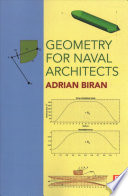 Geometry for Naval Architects