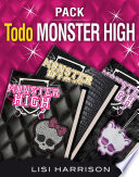 Todo Monster High  Pack 3 ebooks   Monster High  MH1  MH2  Monstruos de los m  s normales y MH3  Querer es poder