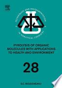 Pyrolysis of Organic Molecules