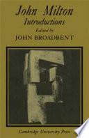 John Milton  Introductions