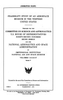 Feasibility Study of an Aerospace Museum in the Western United States
