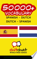 download ebook 50000+ spanish - dutch dutch - spanish vocabulary pdf epub