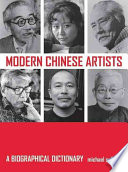 Modern Chinese Artists book