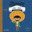 Zapata Colors Colores Bilingual English Spanish