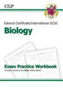 Edexcel Certificate International GCSE Biology Exam Practice Workbook  with Answers   Online Edition