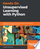 Hands On Unsupervised Learning With Python