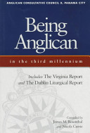 Being Anglican in the Third Millennium