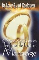 download ebook 77 irrefutable truths of marriage pdf epub