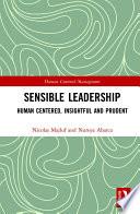 Sensible Leadership