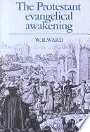 Ebook The Protestant Evangelical Awakening Epub W. R. Ward Apps Read Mobile