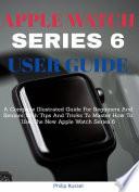 Apple Watch Series 6 User Guide