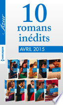 10 romans Azur in  dits  no3575    3584   avril 2015