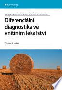Diferenciální diagnostika ve vnitřním lékařství - Překlad 5. vydání